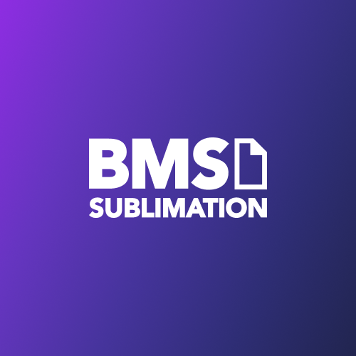 BMS Official Logo with gradient background
